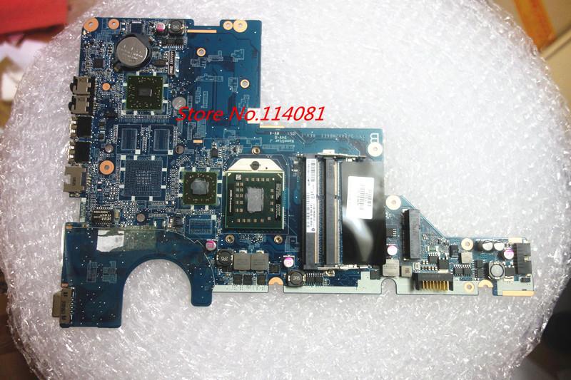 623915-001 DA0AX2MB6E1 REV : E Work For Hp Compaq Presario CQ56 G56 Laptop Motherboard +CPU free
