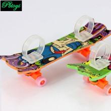 New pattern madden hip hop skateboard gun emoji tiger skull unisex panty competitive finger slide band spring PC0278(China (Mainland))