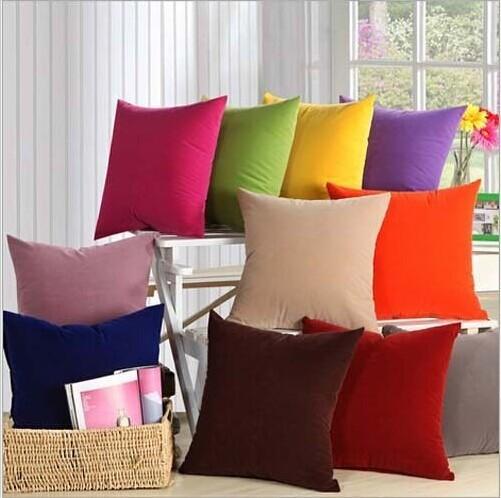 Almofadas decorativas 45x45cm sof cama sala de estar - Almohadas en ikea ...