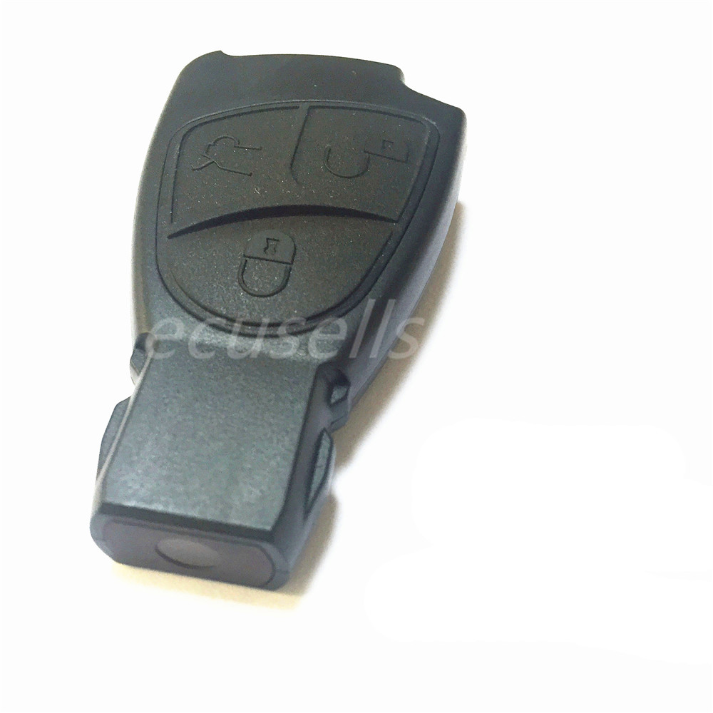3 button for mercedes benz smart remote key fob case for Mercedes benz remote