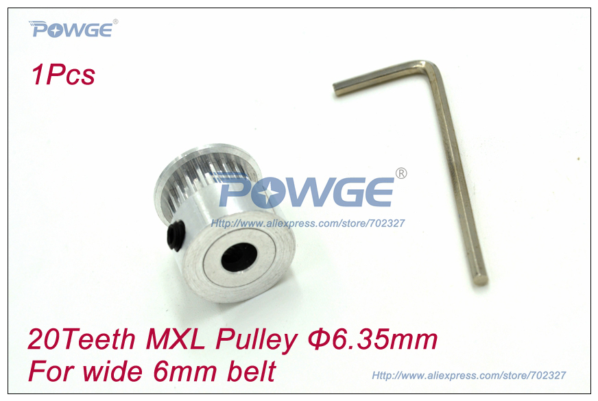 Timing Belt Pulley Manufacturer In Coimbatore : Aliexpress buy pcs mxl timing pulley teeth bore
