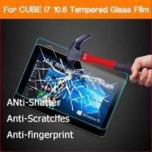 Ultra-thin Tempered Glass film for Cube I7 Stylus Windows Tablet 10.6
