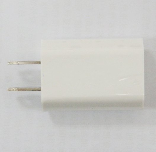 White EU plug mini USB wall charger for iphone ipod,For iphone 6 4 4s 5 5s 1000MA usb charger 50pcs/lot(China (Mainland))