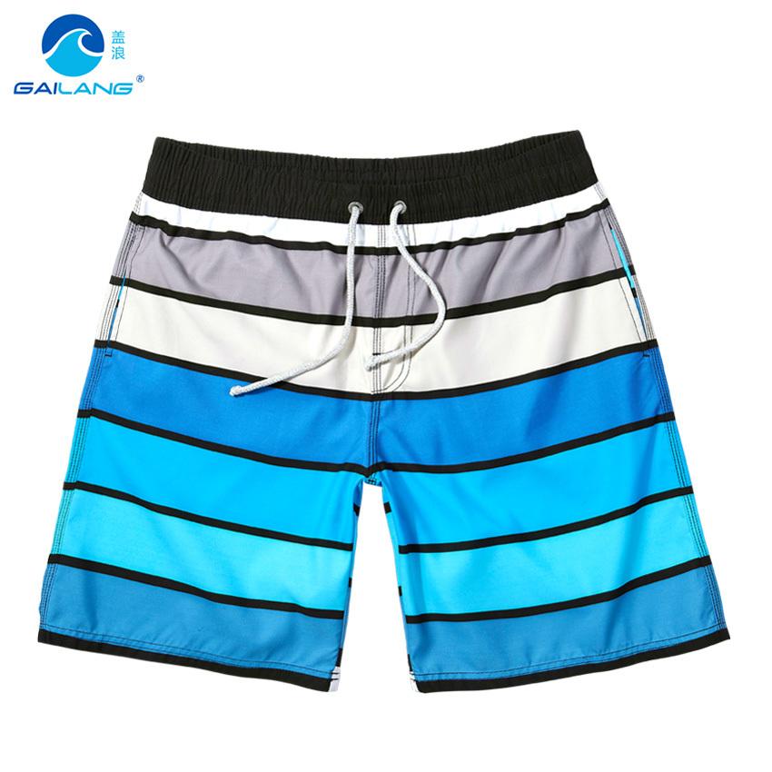 free ship men short Loose big code sports casual fashion brand designer Simple and refreshing trend of men hot beach swimwear(China (Mainland))