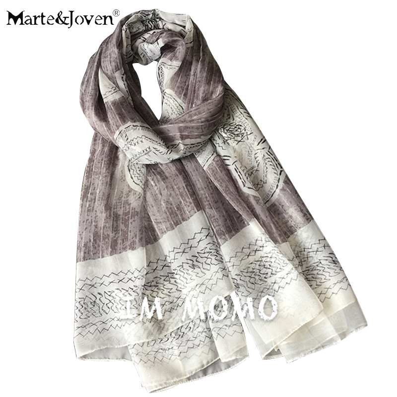 Long Chiffon Scarfs Summer Autumn Outdoor Casual Ladies Foulard Shawls New Style Fashion Skeleton Skull Scarves for Women(China (Mainland))
