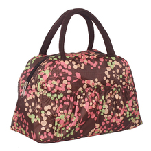 2015 New Hot Variety Pattern Lunch Bag Lunchbox Women Handbag Waterproof Picnic Bag Neoprene Lunch Bag