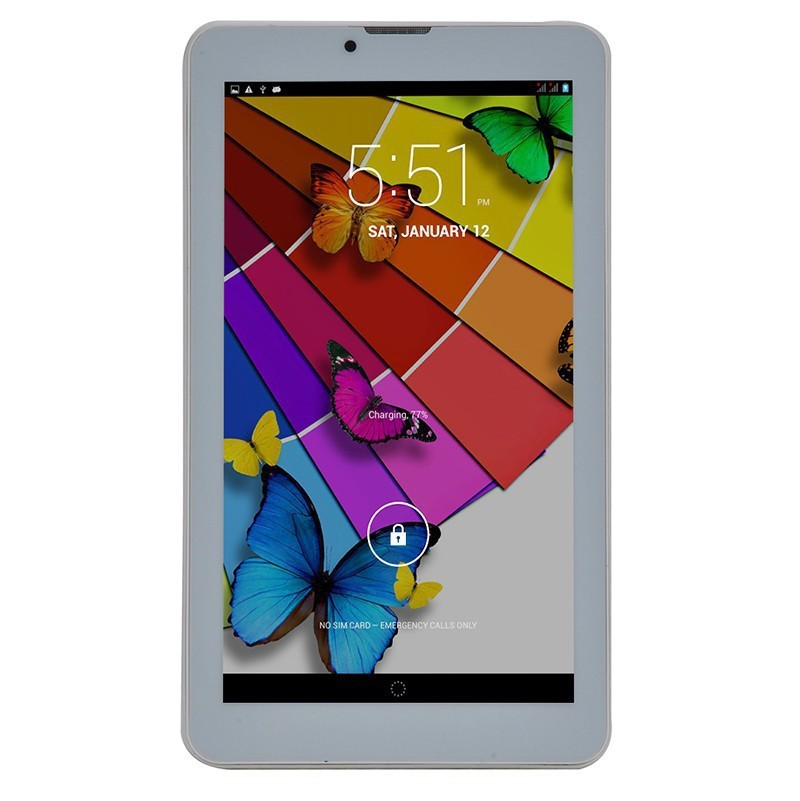 7 inch lenovo tablet pc1024*600 Dual Core 1G RAM 8G ROM Android 4.4 Bluetooth GPS 3G Phone Tablet install free google play store(China (Mainland))