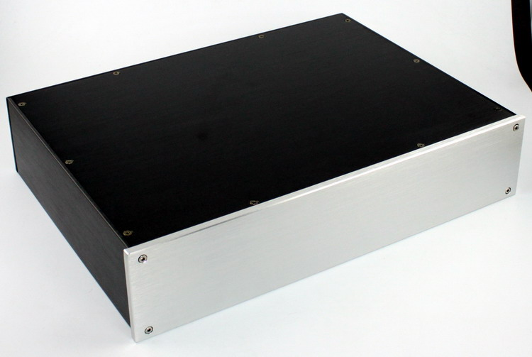 YJ WA47 aluminum chassis power amplifier chassis aluminium chassis aluminum amplifier enclosure