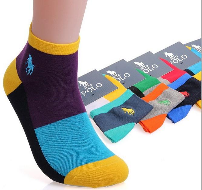 5pairs lot new 2015 high quality spring summer casual Men s Socks Men Brand Cotton man