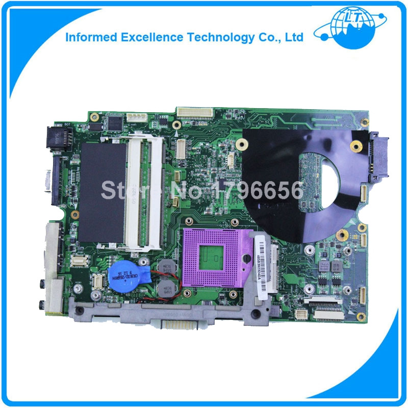 for ASUS F82Q Laptop Motherboard (System board/Mainboard) fully tested 90days warranty(China (Mainland))
