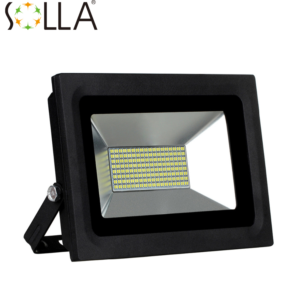 New perfect power LED Flood Light Spotlight LED Street AC85-265V 30W 60Wprojector outdoor  led reflector Floodlight street Lamp<br><br>Aliexpress