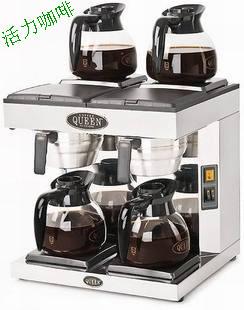 QUEEN Queen of Sweden brand DM4 American espresso machine American coffee machine manual ...
