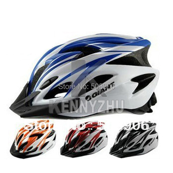 High Quality Giant H-09 Bicycle Helmets Safety Bike Cycling Helmet Blue Red Yellow Black Green Free Shipping