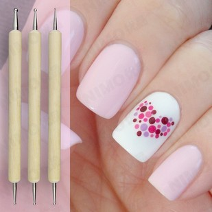 dotting pen nail Picture - More Detailed Picture about 5pcs Nail ...