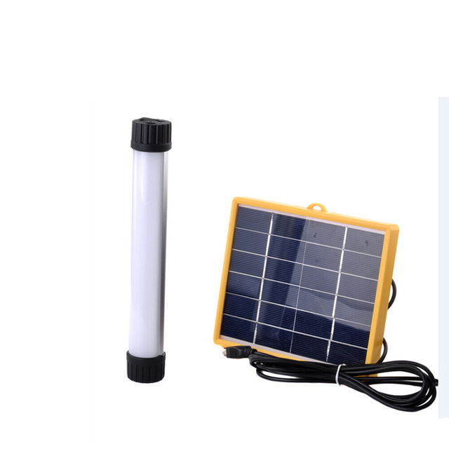 solar kits powered emergency lamp 7 level dimmer switch. Black Bedroom Furniture Sets. Home Design Ideas