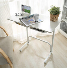 Lazy mobile lifting. Notebook computer desk.Coffee Tables(China (Mainland))