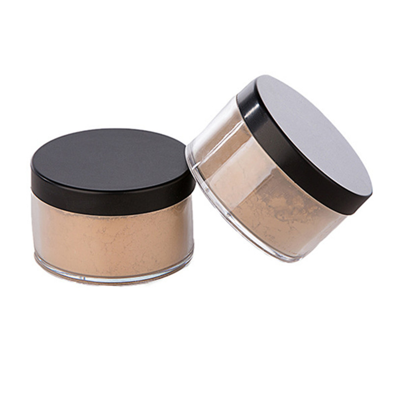 6 colors loose powder hold & matte Foundation powder Make Up Repair Loose Powder Cover Pure Mineral Foundation Concealer GI5046(China (Mainland))