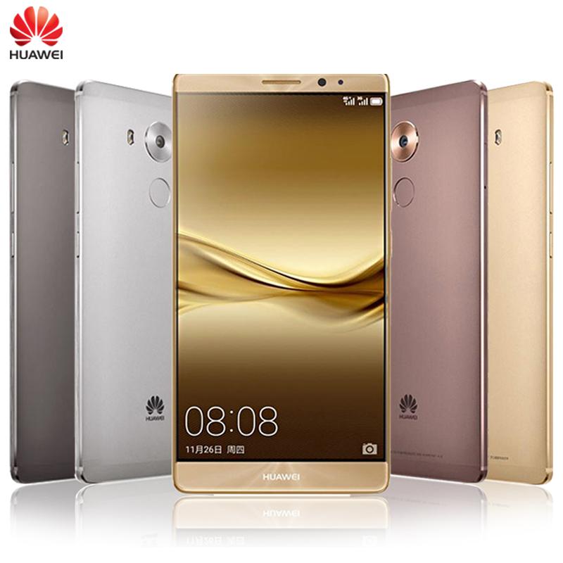 "Original Huawei Mate 8 LTE Mobile Phone Kirin 950 Octa-Core Android 6.0 OS 6.0"" Screen 4GB RAM 64GB ROM 16.0MP Camera Smartphone(China (Mainland))"
