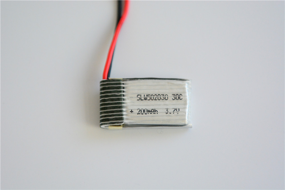 Lithium Li-polymer rechargeable Battery Li-Po 502030 3.7v 200 mAh GPS/PSP/Mobile Power/Tablet PC - lily factory store
