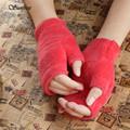 Sunfree 2016 New Hot Sale Winter Autumn Thick Warm Gloves Keyboard Leak Finger Gloves Brand New