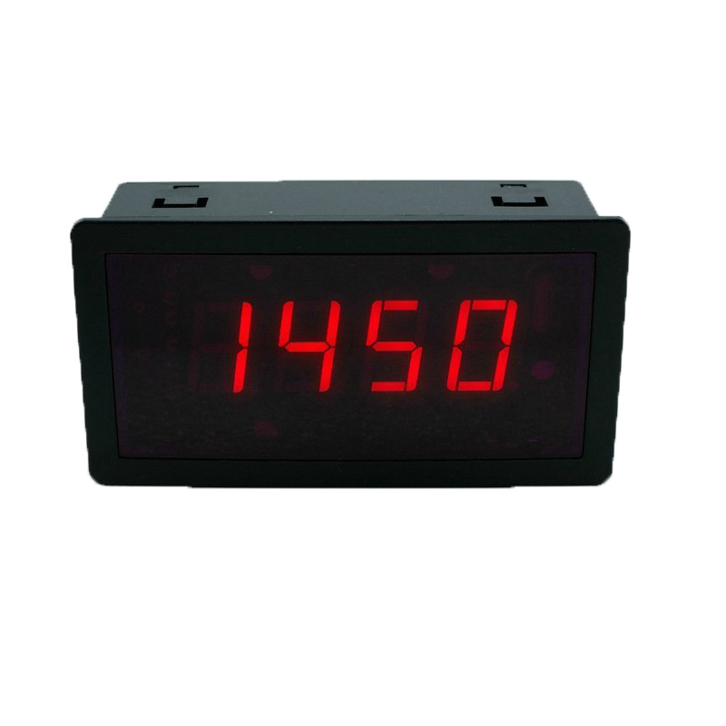 "1pcs LED Display Tachometer DC8-24V 30-9999RMP 0.56"" Digital Couter Motor Digital Speed Measure Meter Panel Table(China (Mainland))"