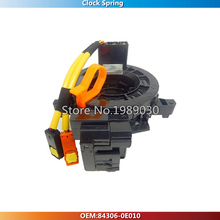 Clock Spring OEM:84306-0E010 843060E010 Airbag Spiral Cable Sub-Assy for Toyota AVALON MATRIX TACOMA TUNDRA 10pcs for wholesale(China (Mainland))