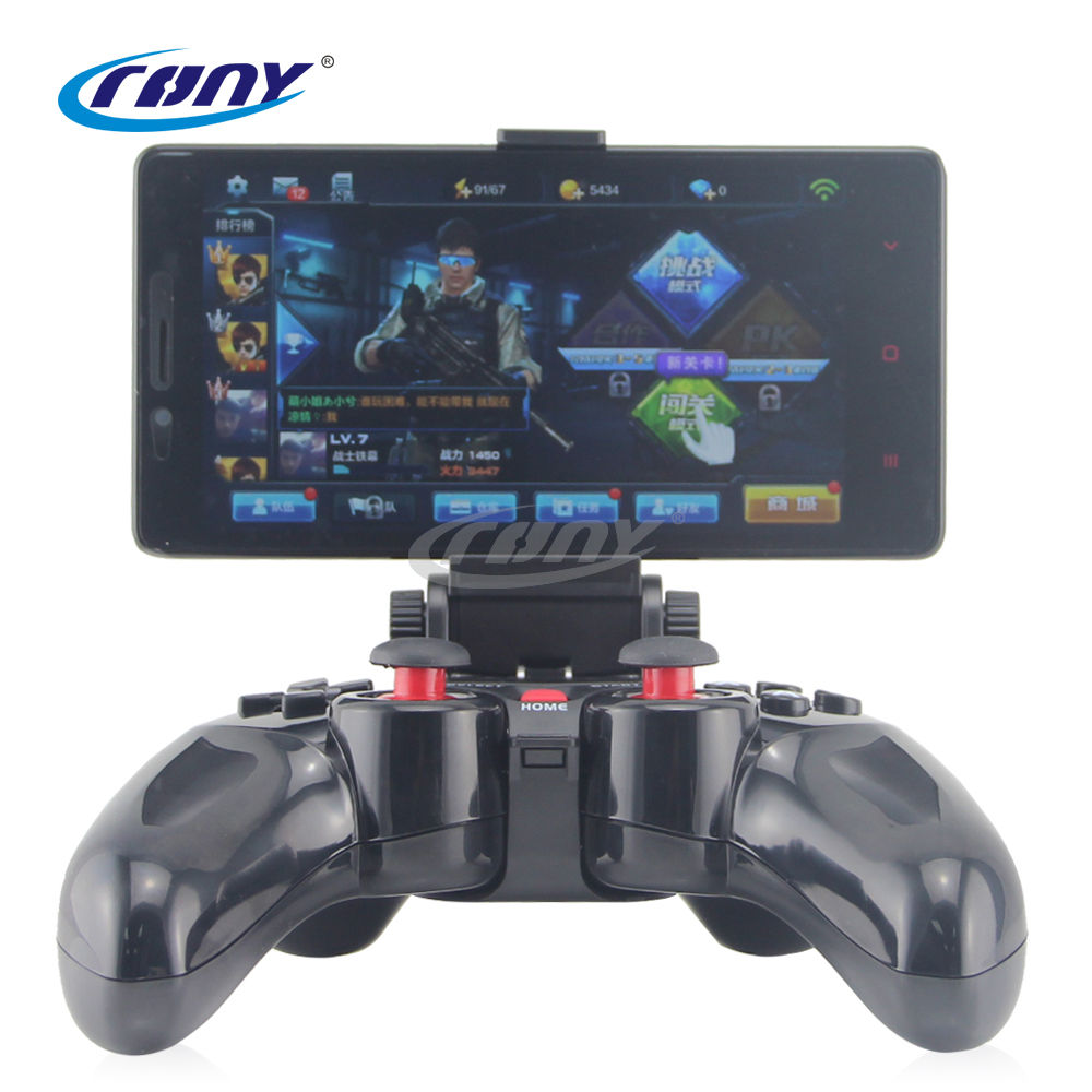 New Wireless Bluetooth Controller Supports maximum 6-inch mobile phone Games wireless gamepad TI-465(China (Mainland))