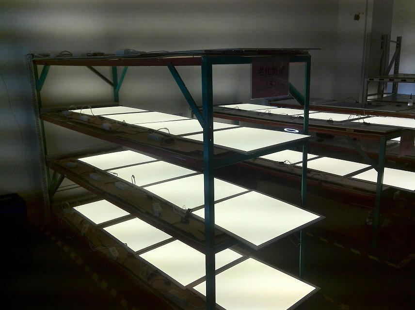 aging test for led panels