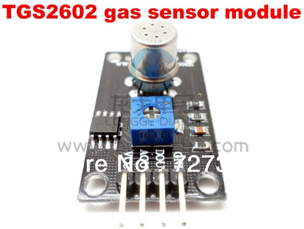 TGS2602 air quality smell gas detection sensor module - logoele Flagship store