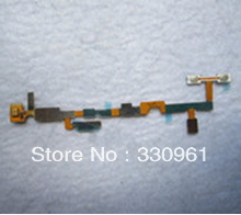 Volume Button Key + Microphone Connector Flex Cable For LG BL40 Chocolate Free shipping(China (Mainland))