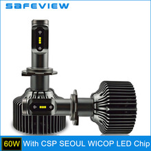 Buy SAFEVIEW LED 5000K 6000K H7 H4 H8 H9 H11 HB3 9005 HB4 9006 D1S D2S D2R D3S D4S Lamp Bulb 12V 30W 4200LM LED Car Headlight Bulbs for $34.37 in AliExpress store