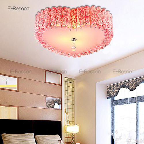 Aliexpress.com : Buy New 2014!Romantic Heart Ceiling Light bedroom ...