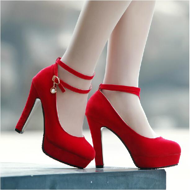 sapatos femininos shoes women high heel women 39 s pumps 12cm. Black Bedroom Furniture Sets. Home Design Ideas
