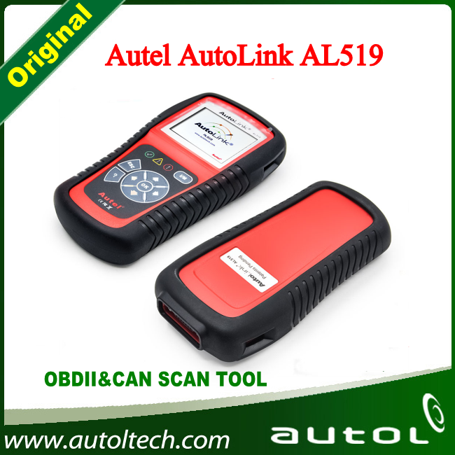 Top Quality 2016 AutoLink AL519 Original Autel AL 519 Code Reader work on ALL 1996 and newer vehicles(China (Mainland))