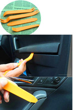 DG-10 car styling case for Volkswagen Peugeot RENAULT FIAT OPEL Mitsubishi VOLVO metal Badge sticker gold emblem car accessories