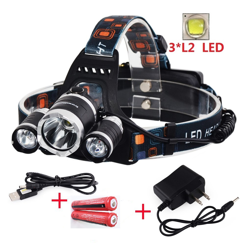 Rechargeable Led Headlamp Bing Images