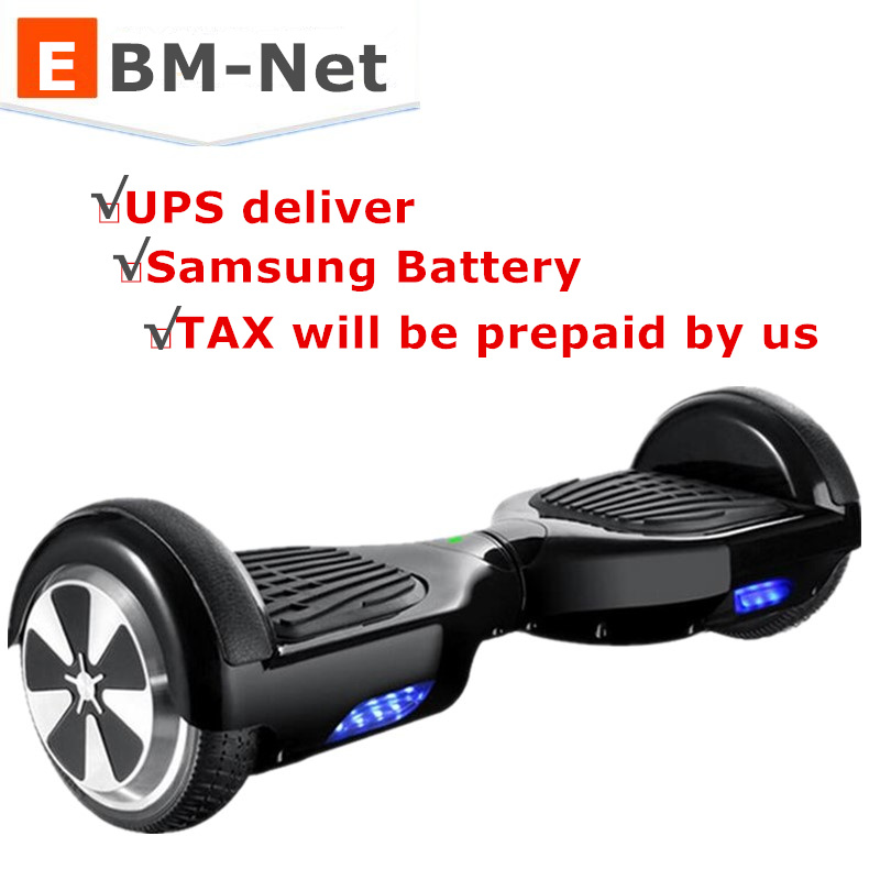Hoverboard 2 Wheels <font><b>Smart</b></font> Balance Electric Scooter self Balancing Skateboard Hover <font><b>board</b></font> Samsung battery+Bluetooth+Bag