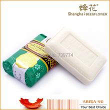 Fresh Jasmine Sandalwood Remove Acne Body Bath Soap Face Feet Hand Care Clean Whitening Handmade Skin Health(China (Mainland))