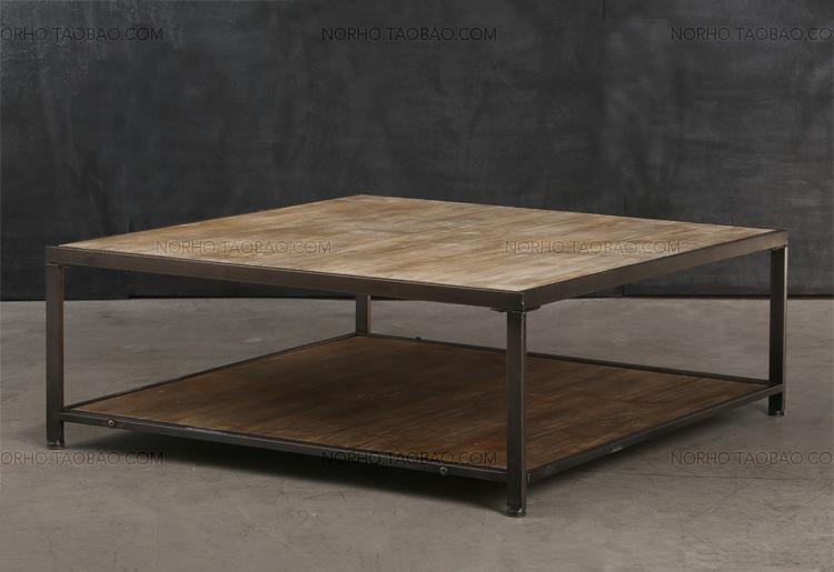 Paese americano a fare la vendemmia vecchio ferro battuto for Table basse vieux bois