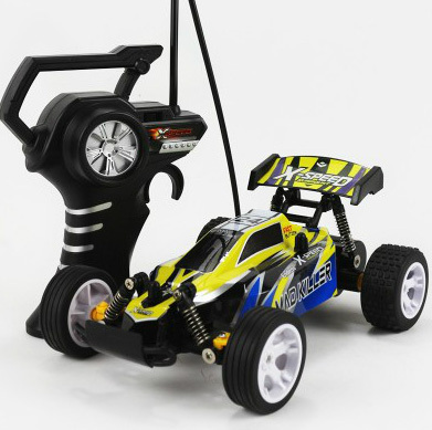 New 1:24 2.4Gh remote control toys 4WD Motor rc drift Car High Speed Rc Car 20KM/H(China (Mainland))