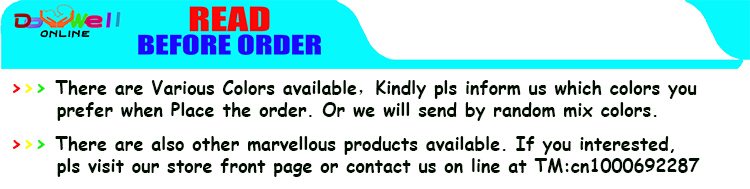 B. READ BEFORE ORDER-1
