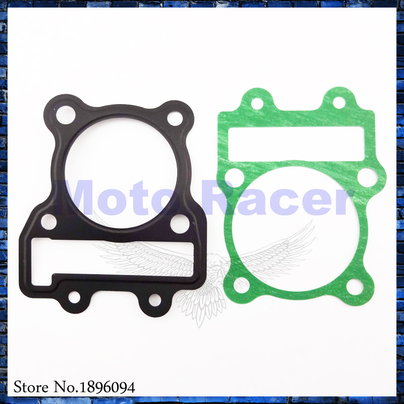 YX150 Engine Head Gasket For Dirt Pit Bike YX 150 160 cc Pitster YCF SSR IMR GPX(China (Mainland))