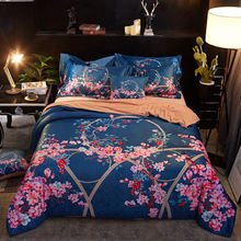 Home Textile Winter Crystal velvet Bed Linens 4pcs Bedding Sets Bed Set Duvet Cover Bed Sheet soft Cover Set(China)