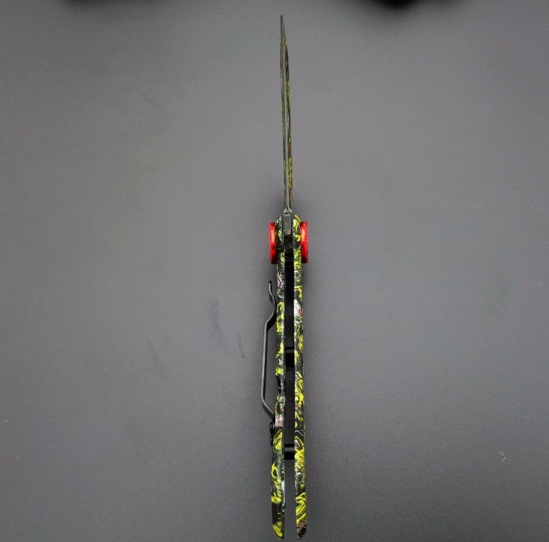 Buy Karambit Claw Knife Mantis Folding Knife 440C Blade Survival Hunting Camping Tactical Knives Outdoor EDC Tools Free Shipping v52 cheap