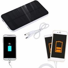12000 mah Dupla USB Banco de Energia Solar Portátil Titular Suporte Do Telefone Carregador De Bateria de Backup para Todos Os Celulares(China (Mainland))