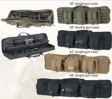 Military gun bag,hunting gun bag,rifle bag,kinds of size,single or double guns can hold