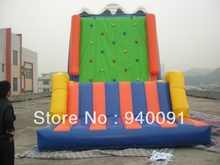 Factory direct bouncy castle, trampoline slide, inflatable water slides, obstacle. Small rock climbing.TG-013(China (Mainland))