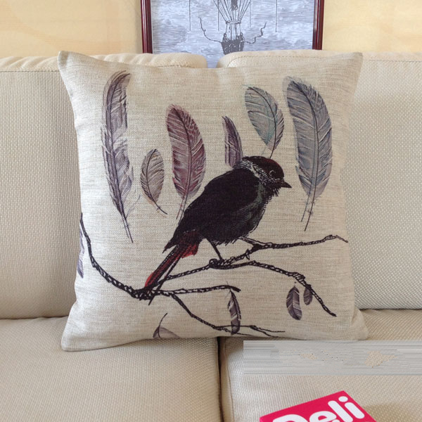 cover household sofa back cushion cover pillow case in cushion cover