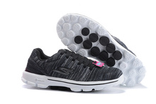 New Arrival 2015 Women's Skechers Shoes, Skechers Gowalk 3 Flyknit Running Shoes US Size 6 7 8 9
