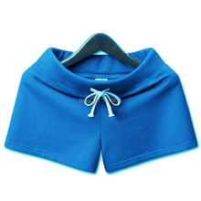 Women/Lady Jogging Shorts Hot Pants Casual Sports Gym Exercise Drawstring Cotton